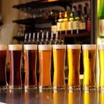 全国から集める選りすぐりのビール『9タップのクラフトビール』