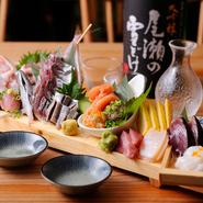 お子様限定サービスもありますし、子どもの頃から新鮮な魚介類の美味しさを味わう「食育」にも貢献します。