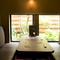 落ち着いた雰囲気の個室は、ビジネスでの利用に最適