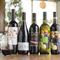オーガニックワインのほか、女性から好評のサングリアも用意
