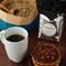 自家焙煎のコーヒーの風味を楽しむ