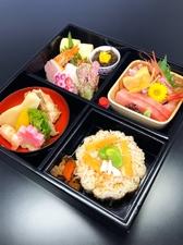 料理長こだわりの本マグロで握る『本マグロ寿司』
