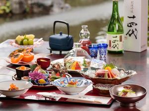 夜の懐石 スタンダードコース 【料理7品・そば等食事】