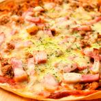 ピザ タコミート