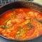 香辛料の香りが食欲をそそる 『ユッケジャンスープ(ピリ辛)』
