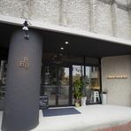 長井街道沿い、かつては銀行・本屋さんだった建物です