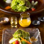 栃木でもトップクラス生産者による地場ものの食材が揃います