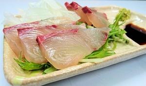 本日鮮魚のお造り