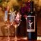 料理の輪郭を際立たせてくれるワインは常時30種類ほど用意