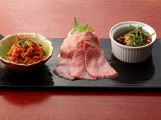 これを肴にワインや日本酒などを楽しむ方も多い『冷製盛合せ』