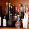 ワインや『グラッパ』など、イタリア産にこだわったお酒が充実