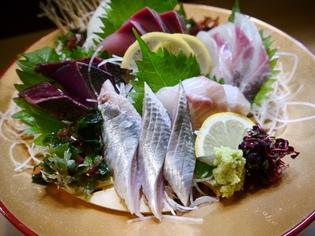 山陰・日本海で獲れたばかりの新鮮な海の幸