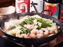 よかごて選べる鍋コース (120分飲み放題付)