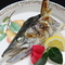 地元の、お手頃で美味しいお魚を料理にしています