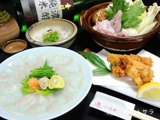 割烹辻井の料理・店内の画像2