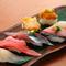 50円から300円で全て握る『本格地魚鮨』