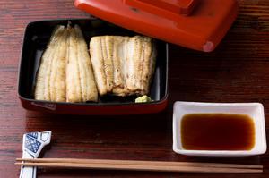 鰻の風味を素直に味わえる『白焼』