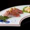 最高ランク和牛のとろける味わい『広島牛にぎり寿司』