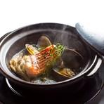 本日の鮮魚 アクアパッツァ または インパデッラ お好みの調理法で