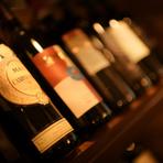 ソムリエ選りすぐりの各種ワイン