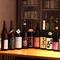 日本全国から集めたこだわりの地酒80種類以上を堪能できます