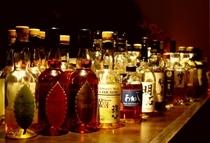 国産ウイスキーの品揃え