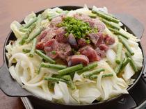 コリコリ感が美味しい『砂肝のスタミナ炒め(二人前)』