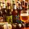 お洒落に飲み会を彩る豊富な海外のクラフトビール!!