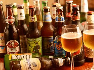 『世界各国のクラフトビール』でオシャレな飲み会を楽しめます