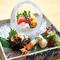 旬のネタと絶妙な握りのシャリがマッチ『お寿司』