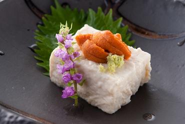 「変わり豆腐」で季節を味わう