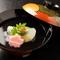 懐石料理という日本文化の奥深さを感じてください