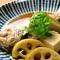 適度な繊維質でくせのない味わいの高級魚『のどぐろの煮付け』