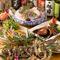 日本酒、焼酎をはじめ、料理に合うお酒を種類豊富に取り揃え