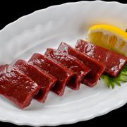 ヒレ肉の近くにあるバラの一部、 とても軟らかく 牛肉本来の旨みを味わえる。