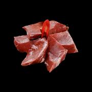 濃厚味噌味が大人気。 ぷるぷるな牛ホルモン