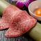 平井牛ロースのすき焼き風焼肉