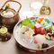 極上の食材がこの上ない調和を魅せる『季節の料理』