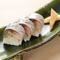 『鯖寿司』は、脂のノリと塩加減が絶妙で忘れられない味わい