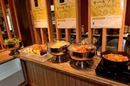 味もボリュームも大満足。ランチ限定で楽しめる『韓流ブッフェ』