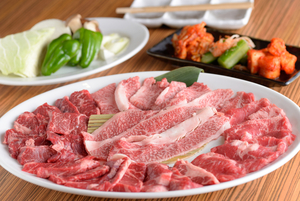 【ごんたか】の肉の美味さを一品に集結させた『ごんたか大皿』