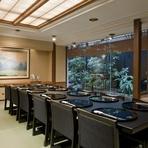 忘年会は三太郎の絶品天ぷらコースがおすすめです