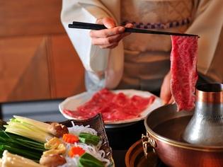 肉の旨みが舌にとろけるような美味しさの「仙台牛」