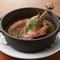 鴨、自家製ソーセージと白いんげん豆の煮込み『カスレ』