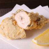 北海道厚岸産、肉厚でジューシーな『牡蠣(かき)』
