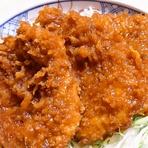 ヒレカツ丼 (ヒレ肉3枚)
