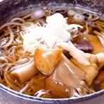 山菜そば (季節限定)