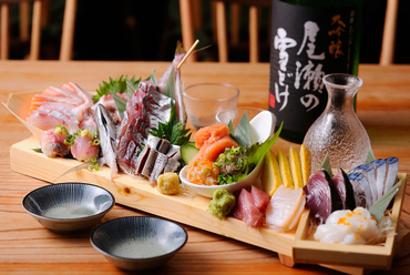 色々な自慢の鮮魚を堪能するのなら『玉手箱』がおすすめ