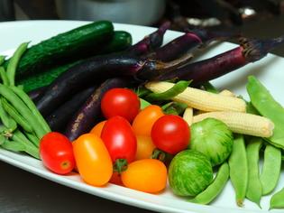 生産者から直接仕入れる庄内の豊富な食材