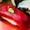 本マグロの質のよさを物語る『赤身の漬け』